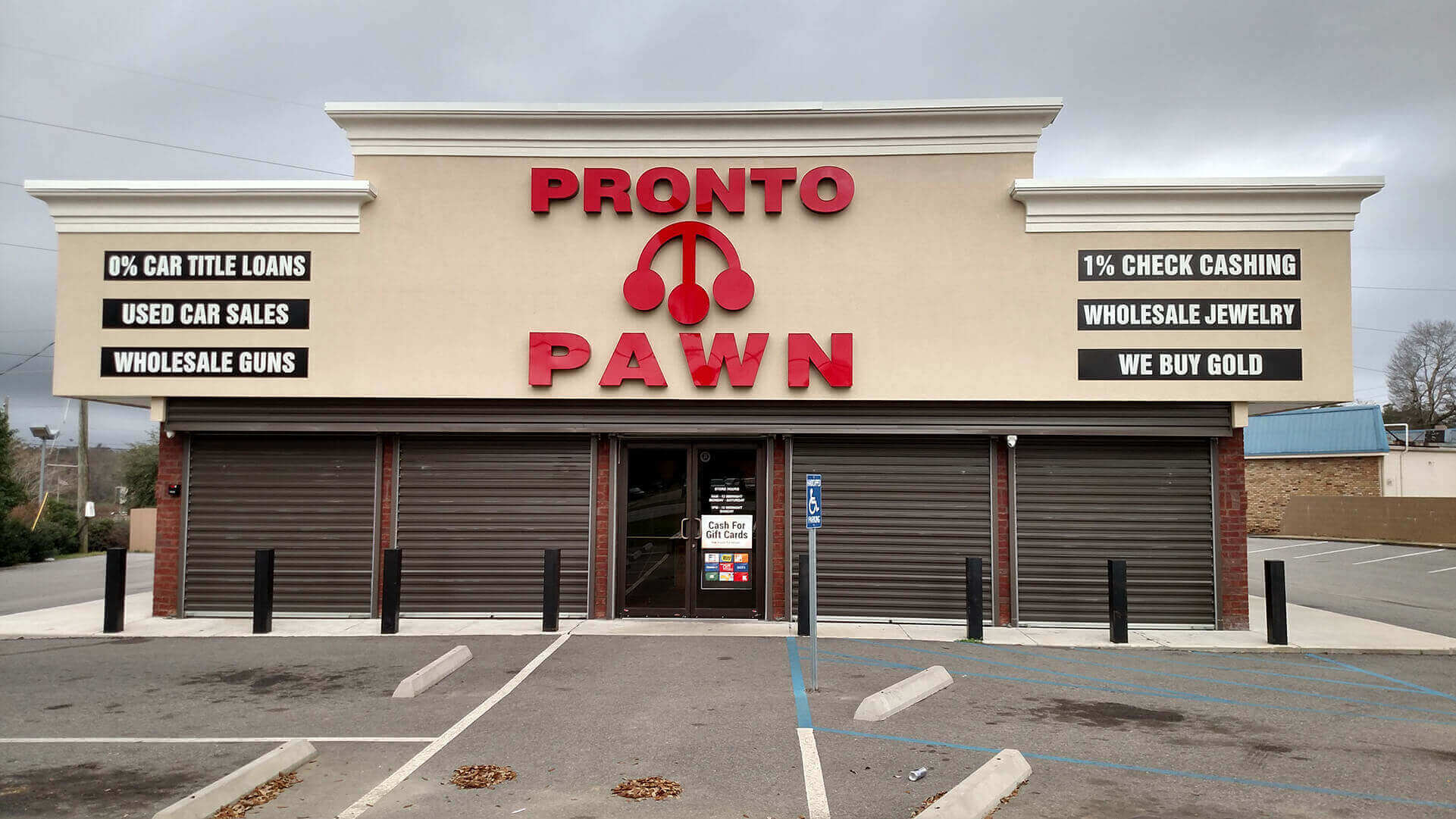 Pronto Pawn Shop Midtown Location